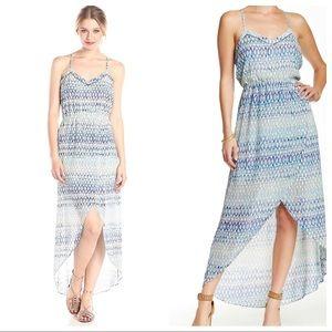 Sanctuary Sleeveless Waterfall Dress